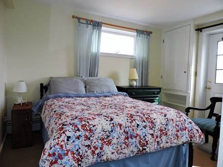 Woods Hole Woods Hole vacation rental - First floor bedroom with Queen