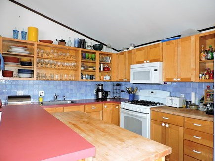 Woods Hole Woods Hole vacation rental - Kitchen with Island