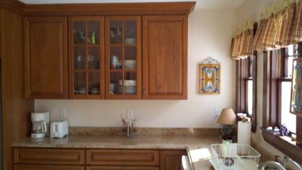 Dennis Cape Cod vacation rental - Sunny kitchen