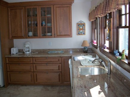 Dennis Cape Cod vacation rental - New shiny, fully stocked and equipped kitchen