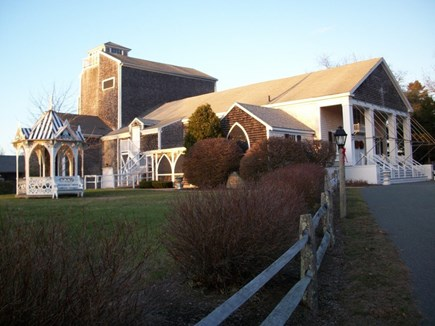 Dennis Cape Cod vacation rental - Dennis Village with the Cape Playhouse,etc just a few blocks away