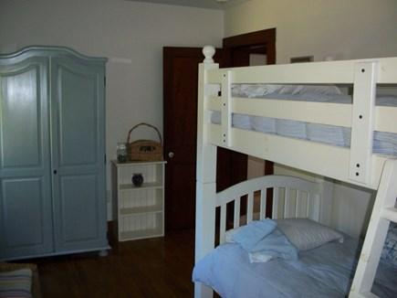 Dennis Cape Cod vacation rental - Bedroom 3 with bunk beds