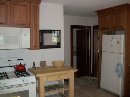 Dennis Cape Cod vacation rental - Gas cooking