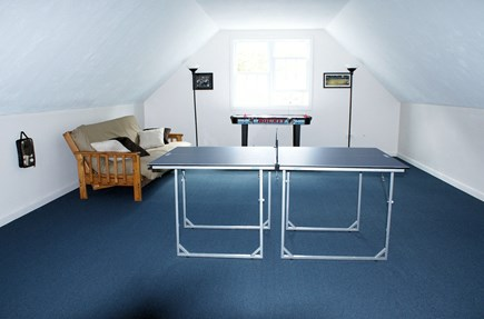 East Sandwich Cape Cod vacation rental - Game room on the 3rd floor.