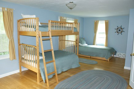 East Sandwich Cape Cod vacation rental - Bedroom with Twin Bunkbed and Twin.