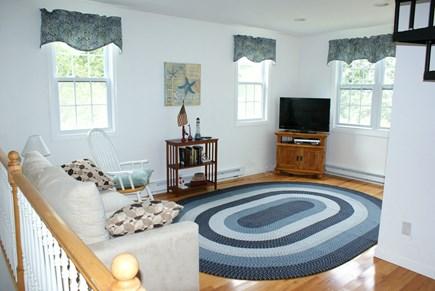 East Sandwich Cape Cod vacation rental - Den on 2nd Floor with Sleep sofa.
