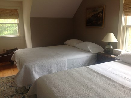 Eastham Cape Cod vacation rental - Upstairs bed room #4 sleeps 5