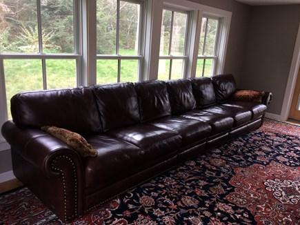 Eastham Cape Cod vacation rental - Bonus sun room off living room