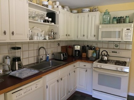 Eastham Cape Cod vacation rental - Chefs kitchen