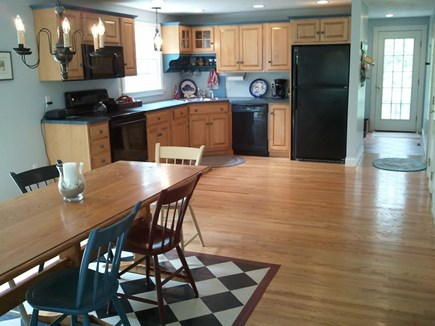 Eastham Cape Cod vacation rental - Kitchen & Dining