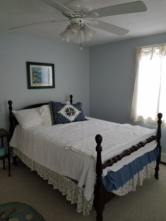 Eastham Cape Cod vacation rental - First floor bedroom with double/full bed