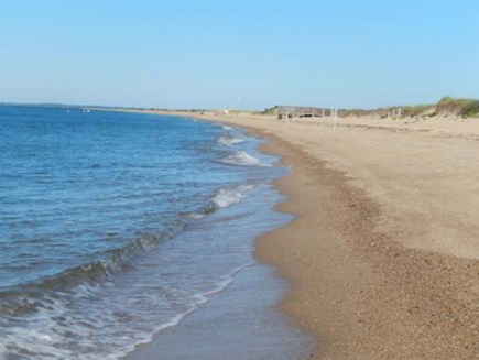 Mashpee Cape Cod vacation rental - South Cape Beach: 40 min walk, 9 min car, or 1 hr in a canoe.