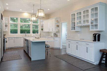 West Barnstable Cape Cod vacation rental - Beautiful Gourmet Kitchen with Gas Range, Sub Zero Refrigerator.