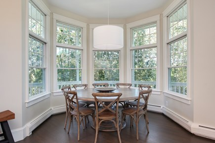 West Barnstable Cape Cod vacation rental - Lovely Dining Area just off the Gourmet Kitchen.