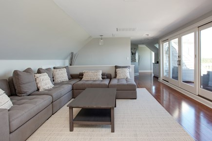 West Barnstable Cape Cod vacation rental - Third level great room with some of the best views in the house!