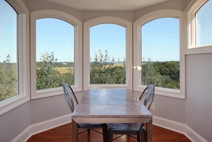 West Barnstable Cape Cod vacation rental - Third floor office, sitting area with incredible light and views!