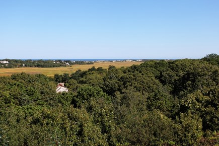 West Barnstable Cape Cod vacation rental - Breathtaking views from the third floor deck.