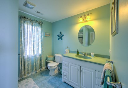 Sandwich Cape Cod vacation rental - Private Master Bath