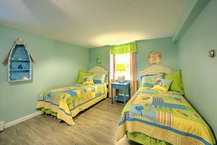Sandwich Cape Cod vacation rental - Bedroom on 1st FLR with Twins