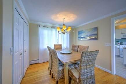 Sandwich Cape Cod vacation rental - Dining table
