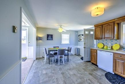 Sandwich, Sagamore Beach Cape Cod vacation rental - Entry into Kitchen