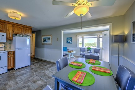 Sandwich, Sagamore Beach Cape Cod vacation rental - Kitchen opens into Living Room