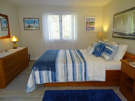 Mashpee Cape Cod vacation rental - Third Queen bedroom upstairs