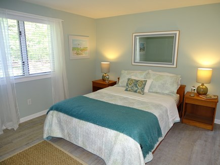 Mashpee Cape Cod vacation rental - Queen bedroom upstairs