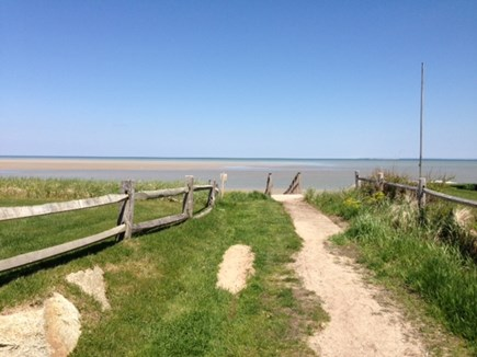 Brewster Cape Cod vacation rental - Beach Access at 500 ft. from house