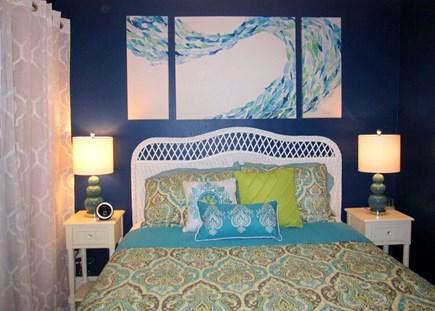 Provincetown Cape Cod vacation rental - Queen bedroom #1