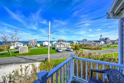 Sandwich Cape Cod vacation rental - Waterviews from upper deck.