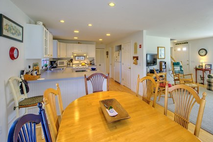 Sandwich Cape Cod vacation rental - Dining table.