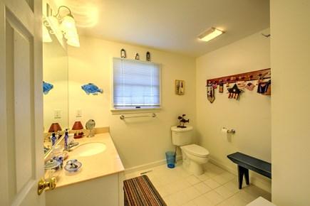 Sandwich Cape Cod vacation rental - Full Bath on 1st Floor.