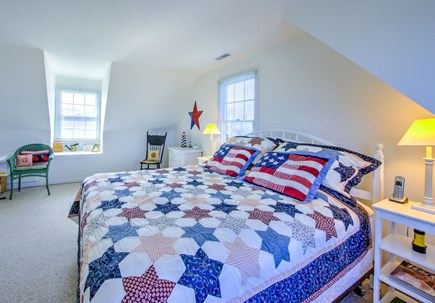 Sandwich Cape Cod vacation rental - Bedroom with King on 2nd Floor.