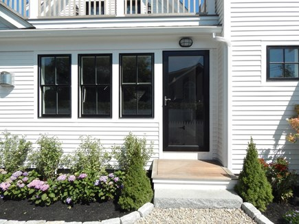 Provincetown Cape Cod vacation rental - Entry