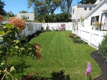 Provincetown Cape Cod vacation rental - Private Yard