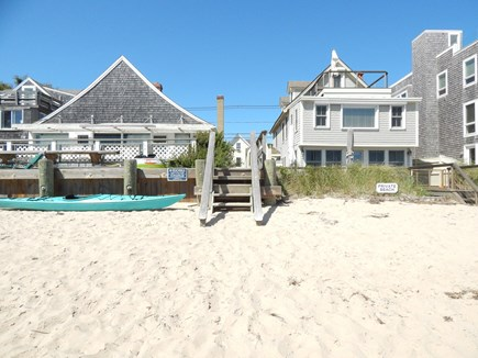 Provincetown Cape Cod vacation rental - Beach Access