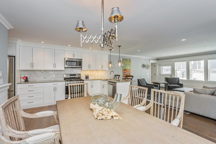 Provincetown Cape Cod vacation rental - Dining Kitchen