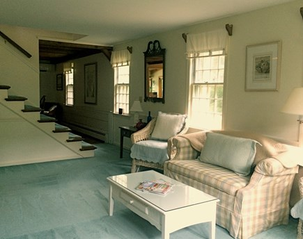 East Dennis Cape Cod vacation rental - Passage thru to kitchen and dining area