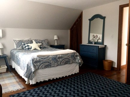 East Dennis Cape Cod vacation rental - Upstairs bedroom #2 with queen bed
