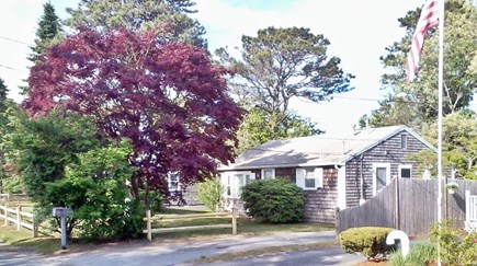 Dennisport Cape Cod vacation rental - Side View