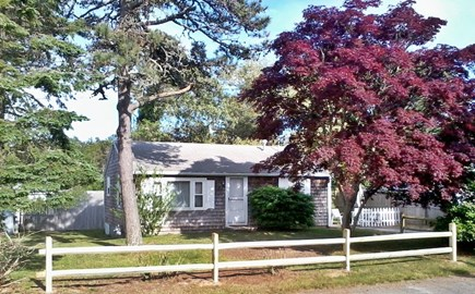 Dennisport Cape Cod vacation rental - Front View
