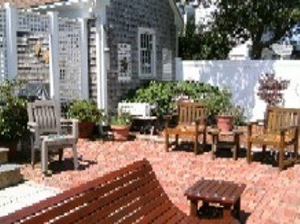 West Dennis Cape Cod vacation rental - Patio
