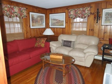 West Dennis Cape Cod vacation rental - Den