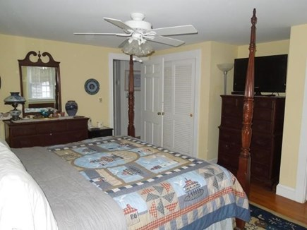 West Dennis Cape Cod vacation rental - Master Bedroom