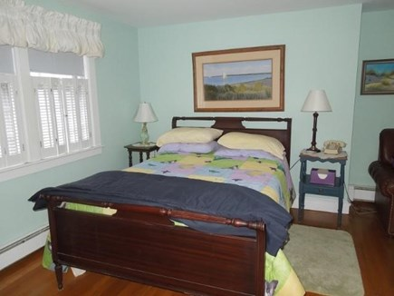 West Dennis Cape Cod vacation rental - Queen Upstairs Bedroom