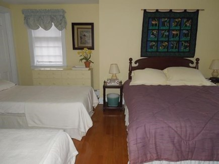 West Dennis Cape Cod vacation rental - Upstairs Bedroom