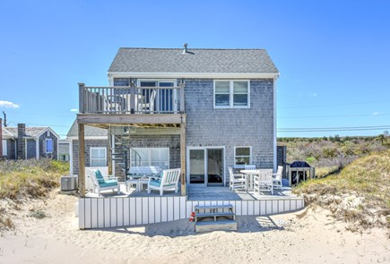 East Sandwich Cape Cod vacation rental - View from the dunes