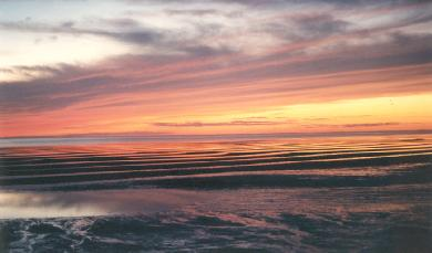 Eastham Cape Cod vacation rental - Spectacular sunset views