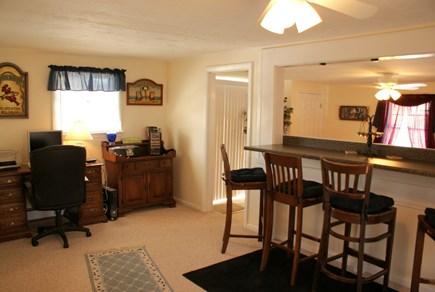 Sandwich Cape Cod vacation rental - Dining bartop